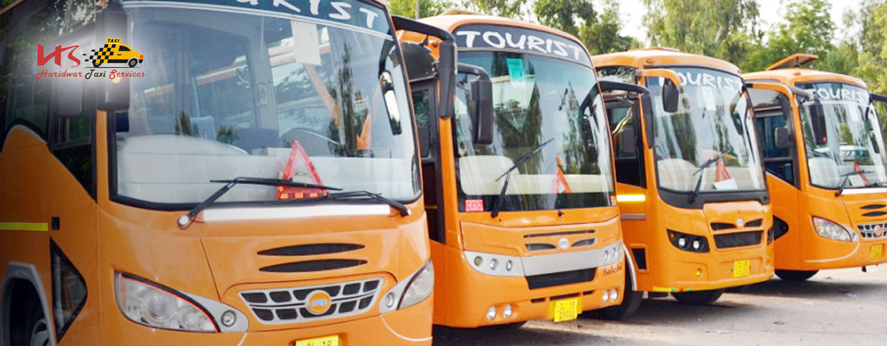 Bus rental in Haridwar