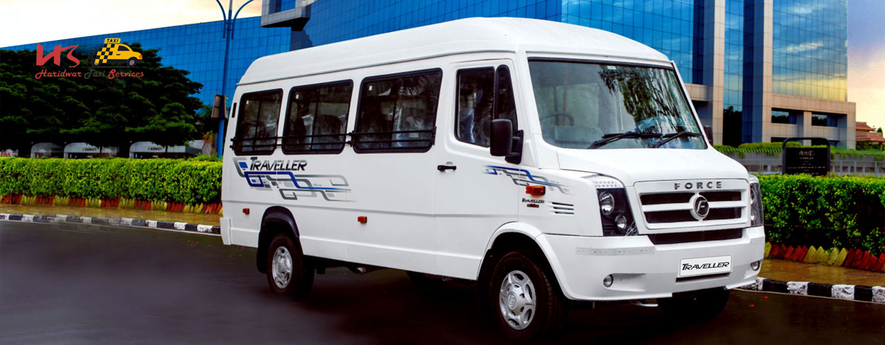 Mussoorie Tempo Traveller Service
